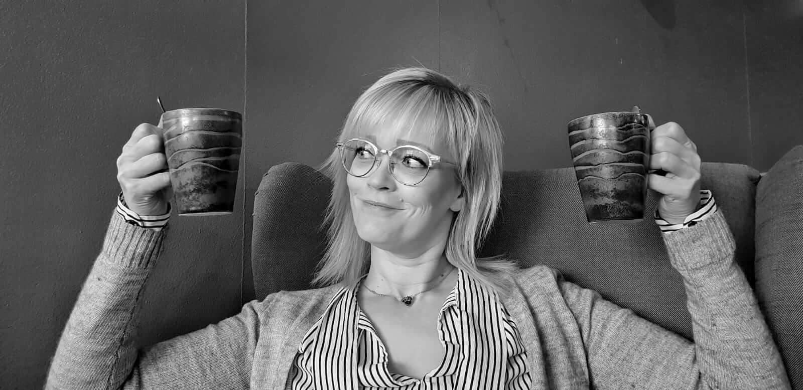 Innolight Consultingin Katja Lindholm haastattelussa Design Inspiksellä