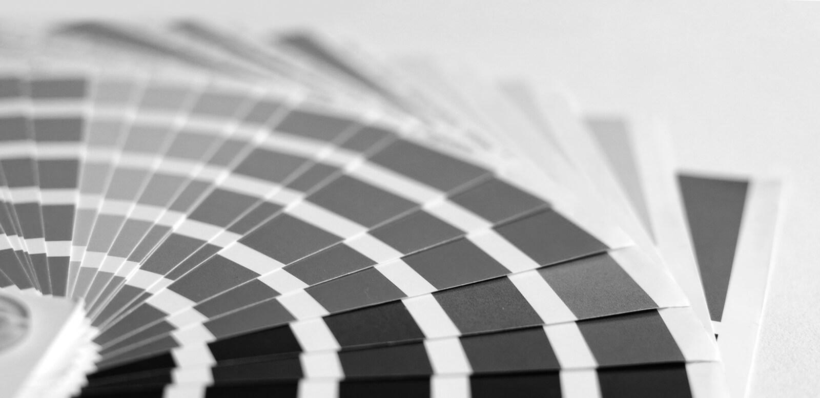 Design Inspis värisuunnittelu väripaletit