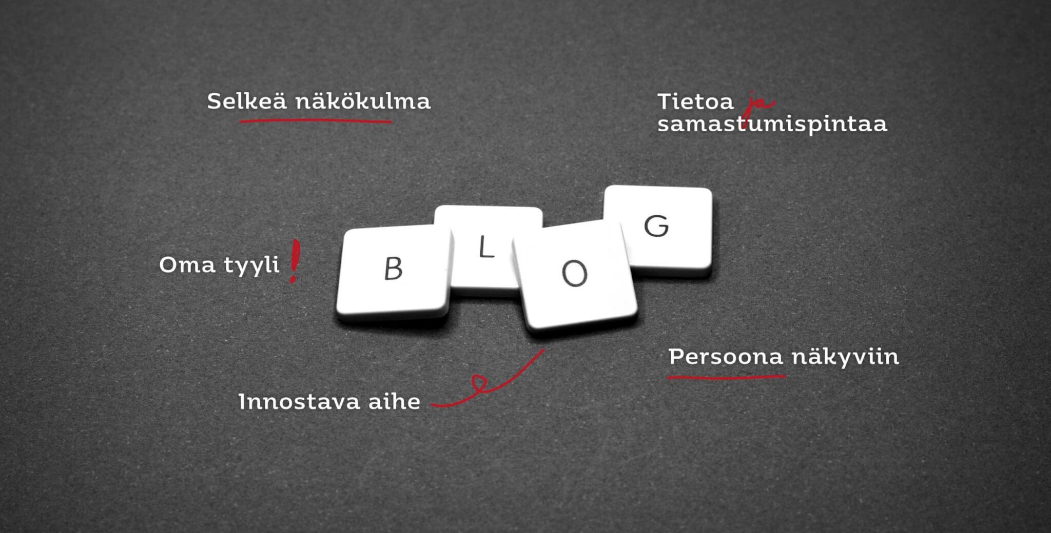 Design Inspis, hyvä blogiartikkeli, Veera Kiurujoki, kuvituskuva