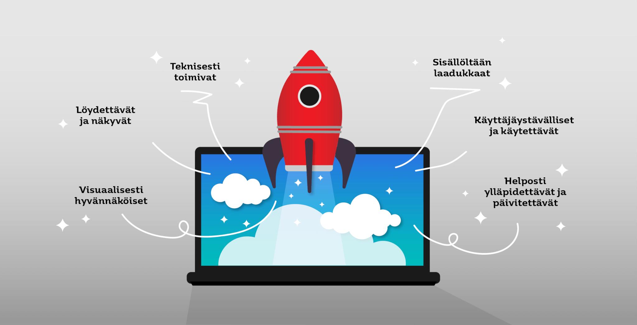 Design Inspis, laadukkaat, ammattimaiset verkkosivut yritykselle, grafiikkakuva